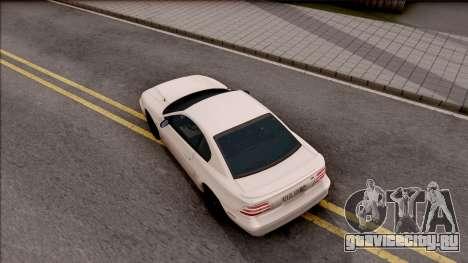 Ford Mustang GT 1993 для GTA San Andreas вид сзади