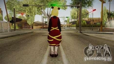 Yamame Touhou для GTA San Andreas