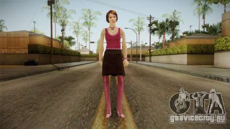 Bethany Jones from Bully Scholarship для GTA San Andreas второй скриншот