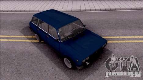 ВАЗ 21046 для GTA San Andreas вид справа