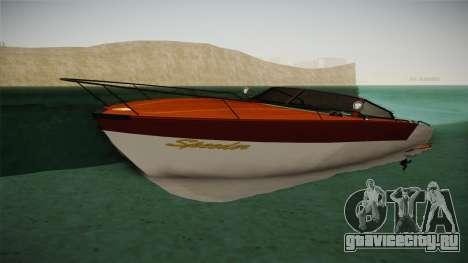 GTA 5 Speeder для GTA San Andreas