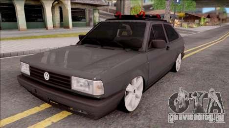 Volkswagen Gol для GTA San Andreas