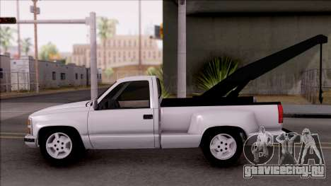 Chevrolet Grand Blazer Towtruck для GTA San Andreas вид слева