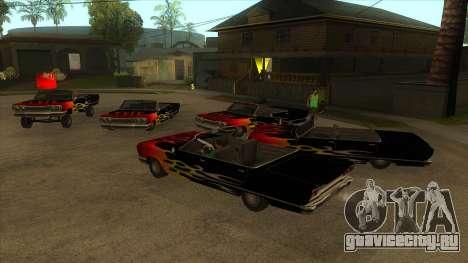 Visual Car Copypaster v1.0 для GTA San Andreas пятый скриншот