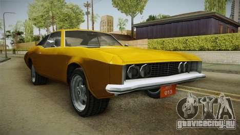 Driver: PL - Andec для GTA San Andreas вид справа