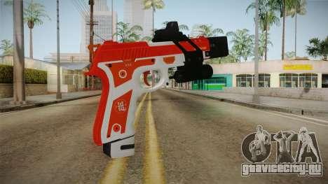 Gunrunning Pistol v2 для GTA San Andreas второй скриншот