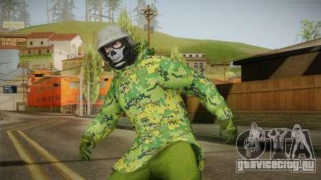 Gunrunning DLC Male Skin для GTA San Andreas