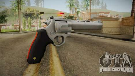 TF2 Raging Bull Revolver для GTA San Andreas третий скриншот