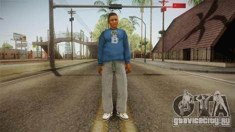 Bo Jackson from Bully Scholarship для GTA San Andreas второй скриншот