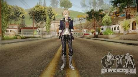 God Eater 2: Rage Burst - Julius Visconti для GTA San Andreas второй скриншот