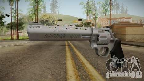 TF2 Raging Bull Revolver для GTA San Andreas второй скриншот