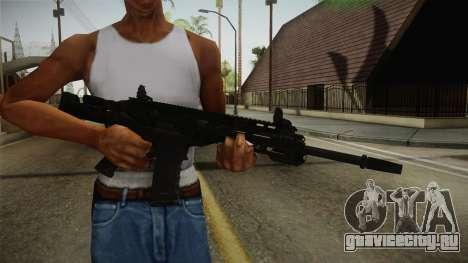ACR Remington Assault Rifle для GTA San Andreas третий скриншот