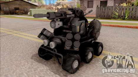 Mobile Turret From Titan Fall v1 для GTA San Andreas
