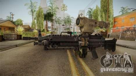 M249 Light Machine Gun v1 для GTA San Andreas