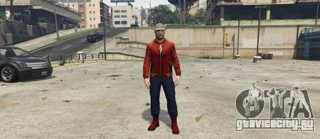 Real Jay Garrick (Earth-3) 1.1 для GTA 5