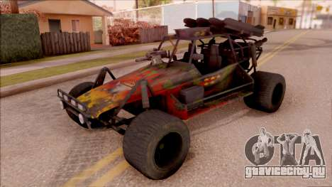 Chenowth FAV from Mercenaries 2: World in Flames для GTA San Andreas