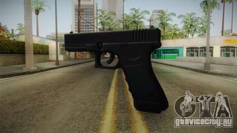 Glock 21 3 Dot Sight для GTA San Andreas третий скриншот
