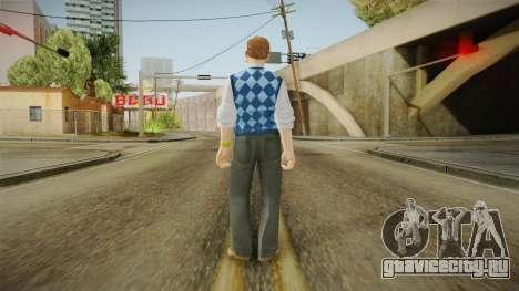 Bryce from Bully Scholarship для GTA San Andreas третий скриншот
