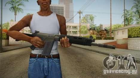 FN FAL Short Barrel для GTA San Andreas третий скриншот