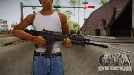 Magpul Masada Assault Rifle v1 для GTA San Andreas третий скриншот