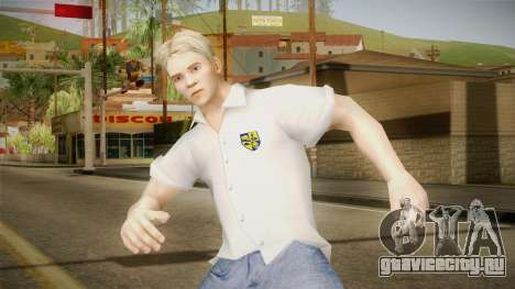 Trent Northwick from Bully Scholarship для GTA San Andreas