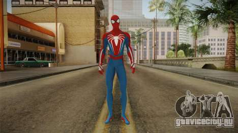 Spider-Man E3 PS4 Skin для GTA San Andreas второй скриншот