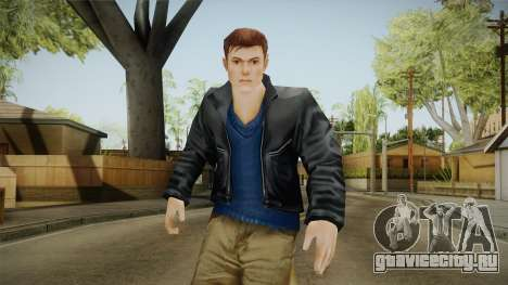Ricky Pucino from Bully Scholarship для GTA San Andreas