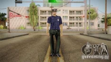 Driver PL Police Officer v2 для GTA San Andreas второй скриншот