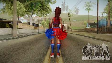 Cheer Captain Kerrigan v5 для GTA San Andreas третий скриншот
