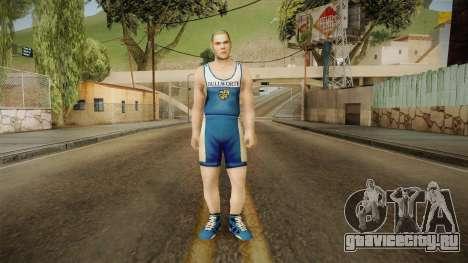 Bob from Bully Scholarship для GTA San Andreas
