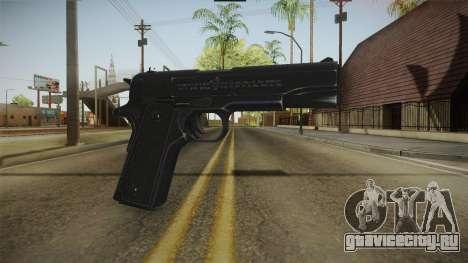 M1911 Pistol для GTA San Andreas
