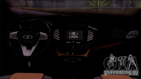 Lada Vesta 2016 для GTA San Andreas