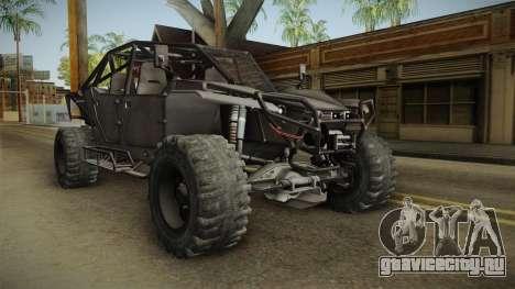 Ghost Recon Wildlands - Unidad AMV No Minigun v2 для GTA San Andreas вид справа