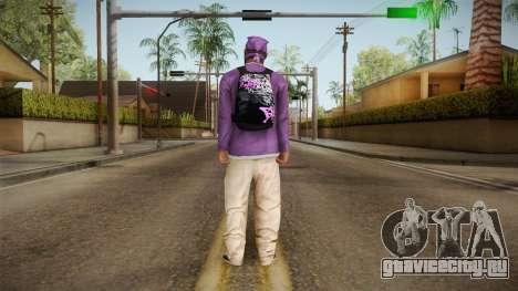Ballas HQ для GTA San Andreas третий скриншот