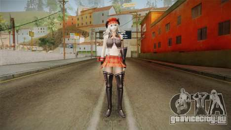 Gods Eater: Ressurection - Alisa Amiella для GTA San Andreas второй скриншот
