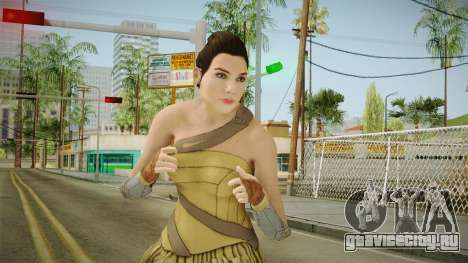 Wonder Woman (Amazon) from Injustice 2 для GTA San Andreas