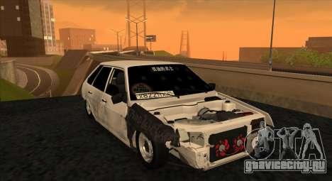 Ваз-2109БК для GTA San Andreas