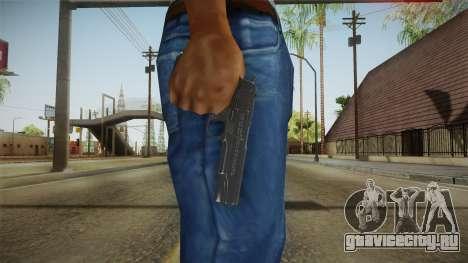 M1911 Pistol для GTA San Andreas третий скриншот