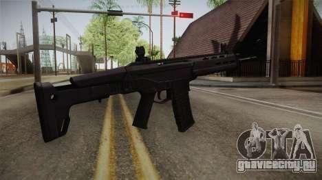Magpul Masada Assault Rifle v1 для GTA San Andreas второй скриншот
