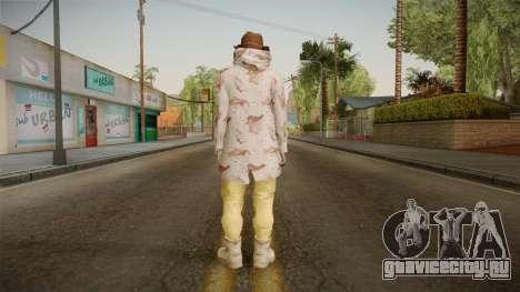 Gunrunning Skin 1 для GTA San Andreas третий скриншот