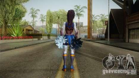 Cheer Captain Kerrigan v4 для GTA San Andreas третий скриншот