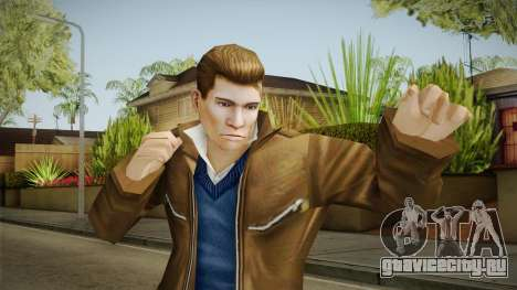 Peanut Romano from Bully Scholarship для GTA San Andreas
