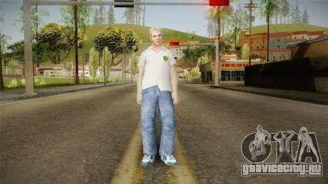 Trent Northwick from Bully Scholarship для GTA San Andreas второй скриншот