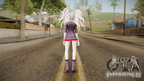 Super Dangan Ronpa 2 Junko для GTA San Andreas третий скриншот