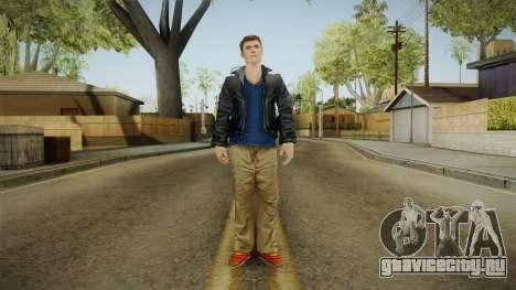 Ricky Pucino from Bully Scholarship для GTA San Andreas второй скриншот