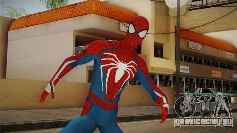 Spider-Man E3 PS4 Skin для GTA San Andreas