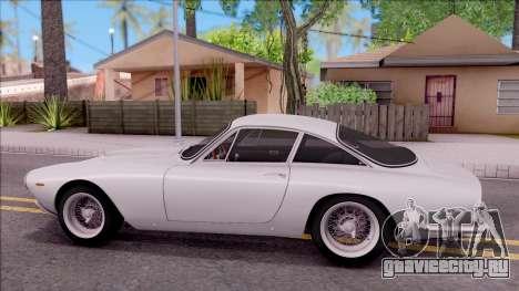 Ferrari 250 GT Berlinetta Lusso 1963 для GTA San Andreas вид слева