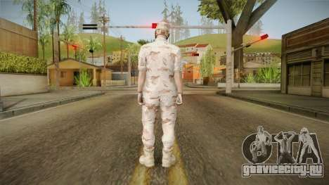 Gunrunning Male Skin для GTA San Andreas третий скриншот