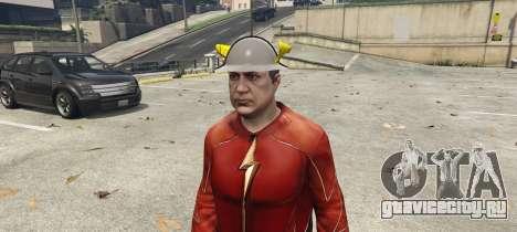 Real Jay Garrick (Earth-3) 1.1 для GTA 5 третий скриншот