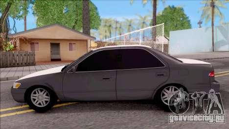 Toyota Camry 2002 для GTA San Andreas вид слева
